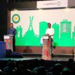 Twitter Reacts To Babajide Sanwo-Olu's Brilliance At The Platform Lagos Debates
