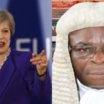 UK expresses 'serious concern' over Onnoghen's suspension