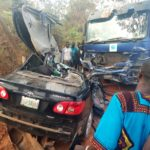 Three die in ghastly accident along Ondo-Akure road