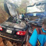 Three die in ghastly accident along Ondo-Akure road