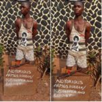 Young Cult Leader Terrorizing Enugu, Finally Arrested By Police