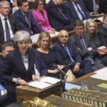 British lawmakers resume debate on Brexit deal