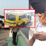 Driver Of 'Danfo' Involved In Fayose's Accident On Third Mainland Bridge Cries Out As Ex-Gov Refuse To Repair His Vehicle