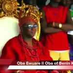 Oba Of Benin Warns Youths Against Evil Activities