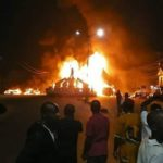 Anambra Tanker Explosion Records Multiple Casualties, Destroys Properties Worth Millions of Naira (Photos)