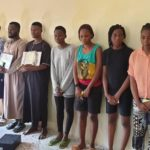 Ladies Arrested As EFCC Arrests Yahoo Boys In Kwara (Photos)