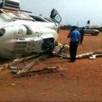 Presidential Aide, Senator Babafemi Ojudu Narrates How VP Osinbajo Survived The Helicopter Crash