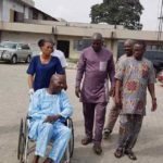 FG Come To Baba Suwe's Aids, Offers Him First Class Treatment In LUTH (Photos)