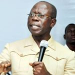 Oshiomhole Attacks INEC, Accuses Commission Of Secretly Working With PDP