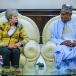 Theresa May Congratulates Buhari, Tells Him What To Do In The Next Four Years