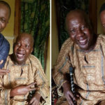 Baba Suwe's Health: Photos Of Veteran Actor As Colleagues Visit His Home