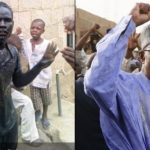 See How Bauchi Resident Celebrated Buhari's Victory