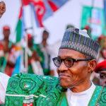 Buhari, Osinbajo arrive Ondo for campaign