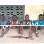 Four Notorious Cultists And Armed Robbers Nabbed In Enugu