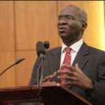 'It's Not Everytime You Score Goals' — Fashola Asks Nigerians to Slow Down On Childbirth