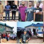 Cars, Laptops Recovered As EFCC Arrests More Yahoo Boys In Ibadan (Photos)