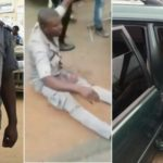 Custom Officer Shots Man Returning From Abroad Dead Because Of N5,000 Along Lagos-Ibadan Expressway (Photos & Video)