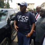EFCC Are Coming To Search My House Because Of Election Money Am Here Waiting For Them, Fayose Boasts
