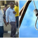 NURTW chairman sentenced to death by hanging for murder of police officer (Photos)