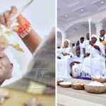 Ooni Of Ife And His Wife, Olori Prophetess Naomi, Host Aje Festival (Photos)