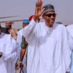 BREAKING NEWS: President Buhari Arrives In Katsina For Saturday's Elections