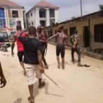 Residents Killed As Political War Breaks Out In Warri, Delta. (Graphic Photos)