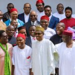 71 ex-Generals endorse Buhari's re-election