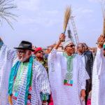 Vote for Buhari, Akeredolu Urges Voters (PHOTOS)