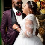 Exclusive: Actress Maryam Charles marries Nigerian Big Boy based in Belgium (PHOTOS)