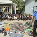 Charms, Drugs, Weapons Recovered From Notorious Gang Members Ahead Of Election (Photos)