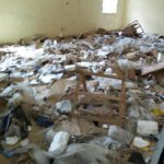 Niger Delta Amnesty Office Vandalized, Properties Stolen By Youths (Photos)