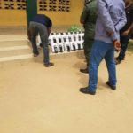 How SARS Recovered Stolen INEC's Card Readers From A Bush In Rivers (Photos)