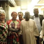 "Tinubu Speaks On ""Alliance"" With PDP Ahead Of Elections, Raises Alarm Over Blackmail"