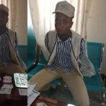 Fake 'Domestic Election Observer' arrested in Jigawa with ballot papers, cash (photos)