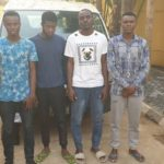 5 Yahoo-Boys Arraigned In Court By EFCC