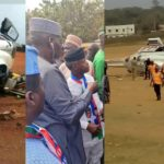 Presidency Names Others Aboard Osinbajo's Crash-landed Chopper