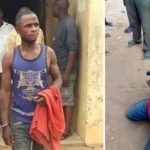Photos Of Policeman Who Connived With Hoodlums In A Foiled Assassination Attempt On APC Chieftain, Tsav, In Benue (PHOTOS)