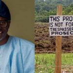 """I can end land grabbing in Lagos State"" – Babajide Sanwo-Olu declares"