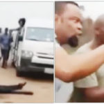 Custom Blames Passengers In Reaction To Viral Video Of Its Personnel Shooting A Man Death Because Of N5000