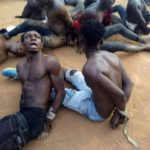 #NigeriaDecides2019: 10 youths arrested for ballot snatching in Abia