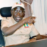 Oshiomhole Speaks On Choosing Next Senate President
