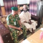 Army Reveals How Buhari's Prayer Warrior Was Rescued After Being Kidnapped By Gunmen (Photos)