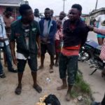Robber Nabbed And Beaten To Pulp After Failed Operation In Delta (Photos)