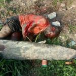 How Ritualist Was Overpowered After Threatening To Attack Mob With Axe (Graphic Photos)