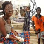 Robbers Rape, Bath Nigerian Lady With Acid