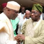 Atiku Sends Obasanjo A Special Birthday Message On His 82nd Birthday