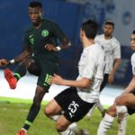 Nigeria v Egypt: Onuachu scores one of world's fastest goals