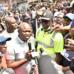 Gov. Ambode Speaks On What Caused The Collapse Of School Building On Lagos Island
