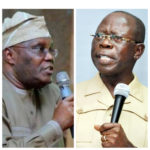 Atiku Too Desperate, Not Destined To Be Nigeria's President – Oshiomhole