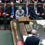 UK parliament plots Brexit Plan B after sidelining PM